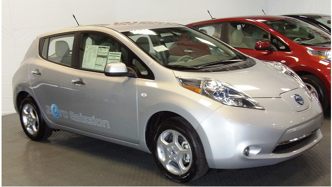 Orphaned Leaf For Sale At Newton Nissan Nissan Leaf