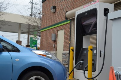 BP gets Quick Charge Station