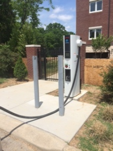 Green Hills YMCA Rapid Charge Unit