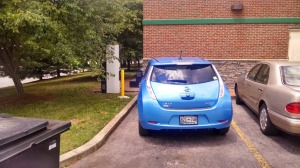 Second Cool Springs Rapid Charge Unit Installation