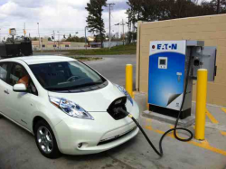 First Tennessee Chademo Fast Charger is now inoperative