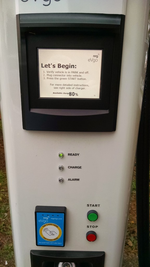 Brentwood MAPCO Fast Charge