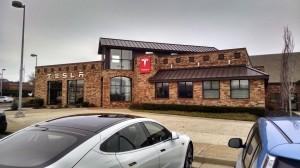 Tesla Showroom, Nashville TN