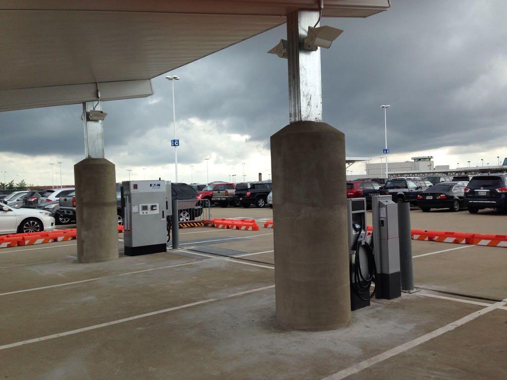Nashville Airport Installs Reasonably Priced Ev Charging